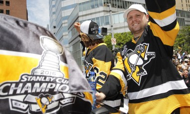 Phil Kessel Is THW's 2016 Playoff MVP