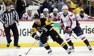 American Made: Penguins' Kessel Joins Elite Group