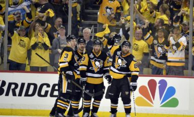 Penguins Bury Predators and It Wasn't Even Close