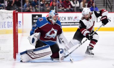 Avalanche Beat Coyotes - Burakovsky With OT Winner