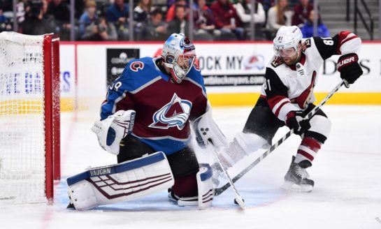 THW's Goalie News: Francouz Debuts, Rask Shines, Week in Review
