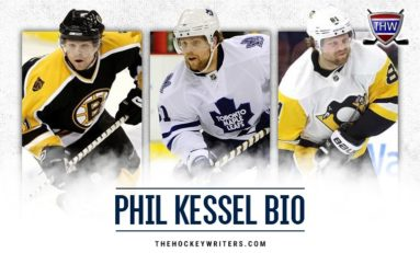 Phil Kessel - Biography