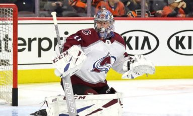 Avalanche Lose Johnson, Grubauer in Game 1 Loss to Stars