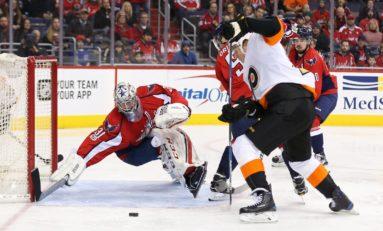 Recap: Capitals Soar Past Flyers, Win 9th Straight