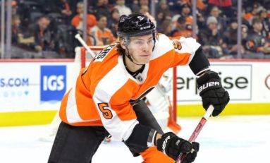 Flyers Banking on Trio to have Breakout Sophomore Seasons