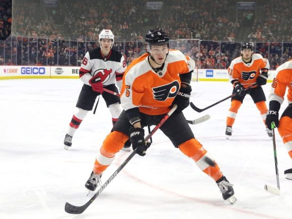 Philippe Myers Philadelphia Flyers