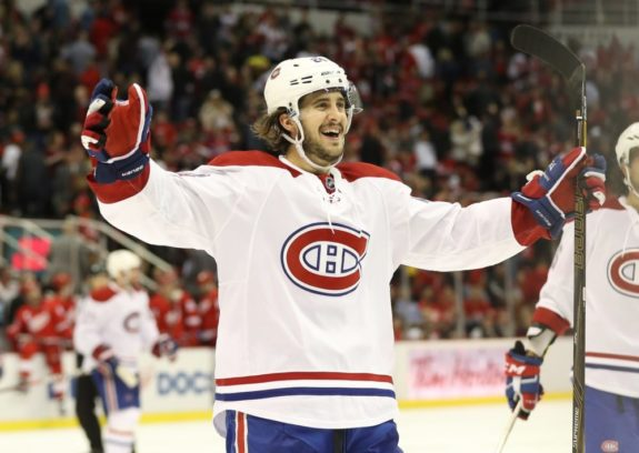 Montreal Canadiens forward Phillip Danault