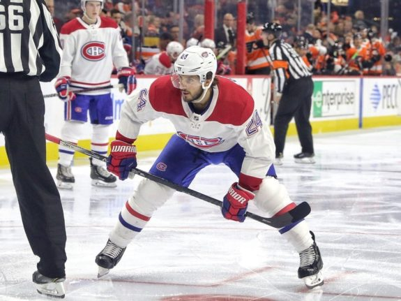Phillip Danault Montreal Canadiens