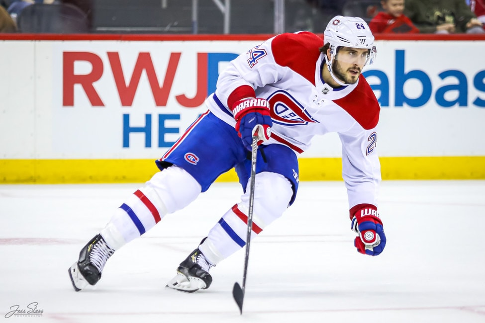 Canadiens: Odds That Each Pending UFA Gets a Contract Extension
