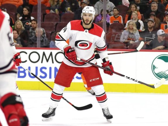 Phillip Di Giuseppe, Carolina Hurricanes, Breakout Player