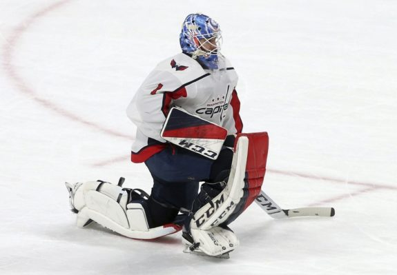 Washington Capitals Pheonix Copley