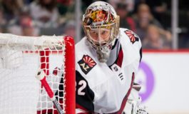 Coyotes' Question Marks in Net an Asset Instead of Issue