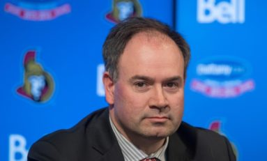 Pierre Dorion's History at the Draft