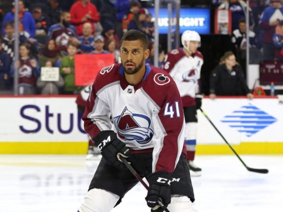 Pierre-Edouard Bellemare Colorado Avalanche