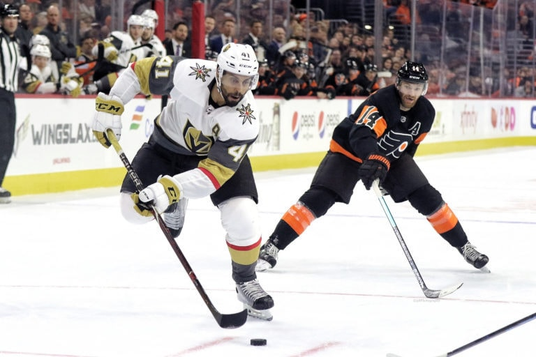 Pierre-Edouard Bellemare #41, Vegas Golden Knights