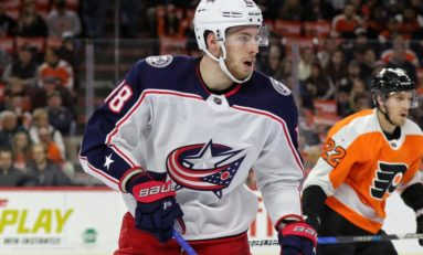 Blue Jackets Face New Johansen Situation with Dubois