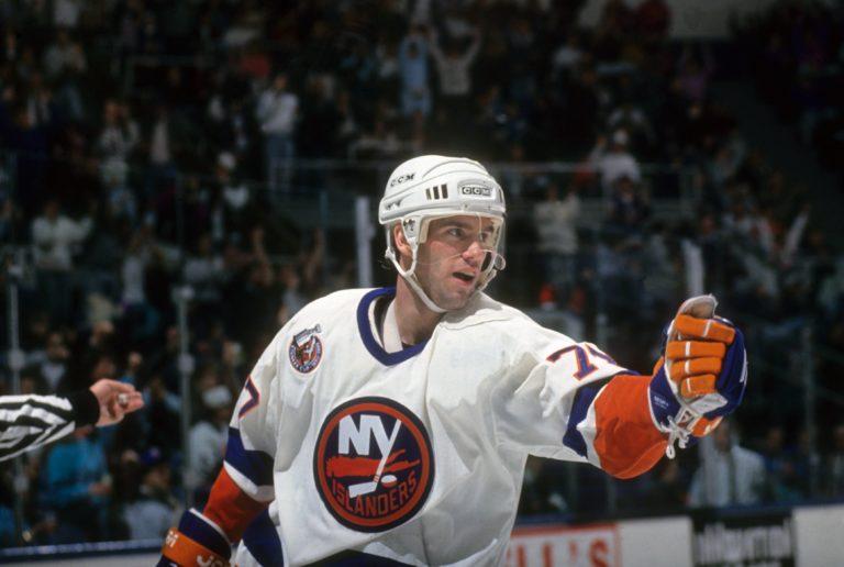 Pierre Turgeon New York Islanders