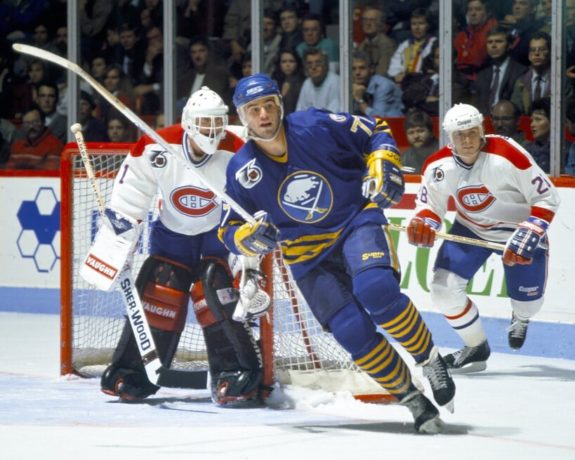 Pierre Turgeon Buffalo Sabres
