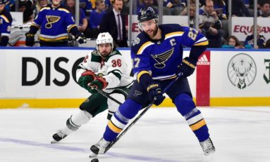Host Blues to Have 3 Players at NHL All-Star Weekend