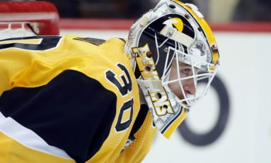 Penguins' Goaltending Puzzle