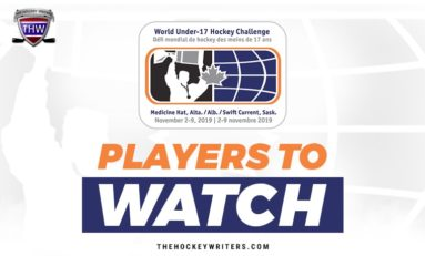 2019 World Under-17 Hockey Challenge: 9 Players to Watch