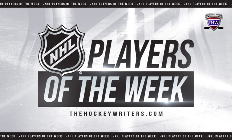 NHL Players of the Week