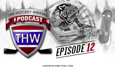 THW Podcast – Ep. 12 – NHL Trade Deadline and Making Goalie Masks