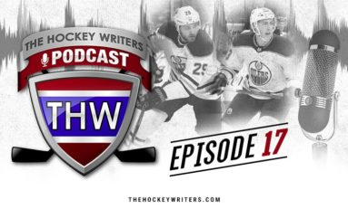 THW Podcast – Ep. 17 – Oilers Talk w/ The Athletic's Jonathan Willis