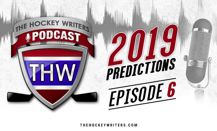 The Hockey Writers Podcast Episode 6