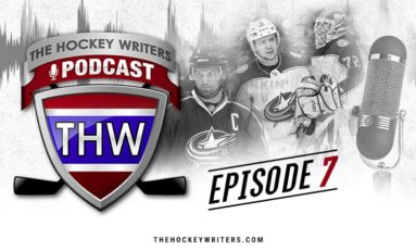 THW Podcast - Ep 7: One-on-One w/ Aaron Portzline of The Athletic /NHL Network