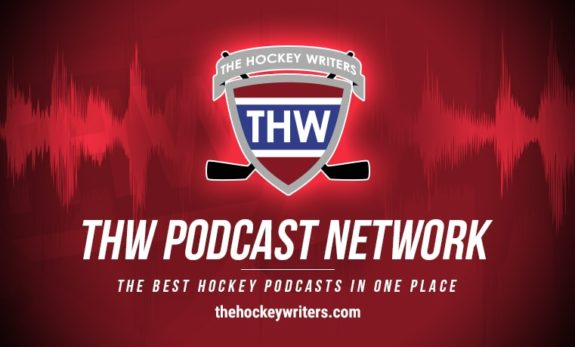 THW Podcast Network The best hockey podcasts in one place Graphic