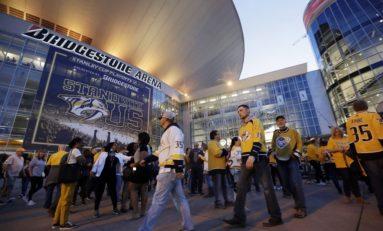Hockey and Music Make Harmony in Nashville