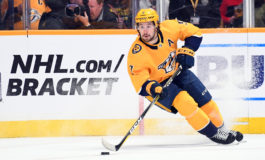 Hynes, Predators Win 6-5 in Shootout in Return to New Jersey
