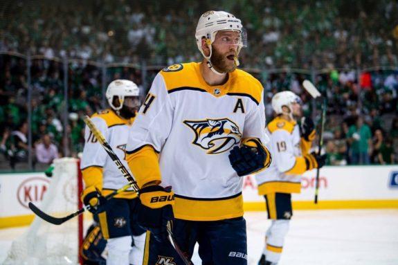 Nashville Predators Mattias Ekholm