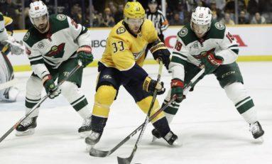 Predators Beat Wild - Johansen Gets SO Winner