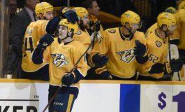 Predators Beat Blackhawks - Tolvanen Gets 1st NHL Goal