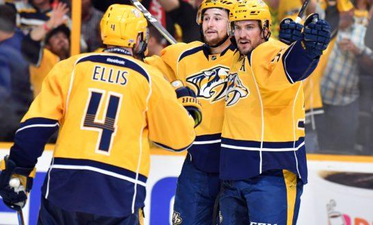 NHL Rumors: Faulk, Bobrovsky, Josi, More