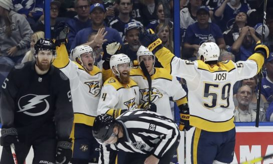 Predators: 3 Early Observations From the Young Season