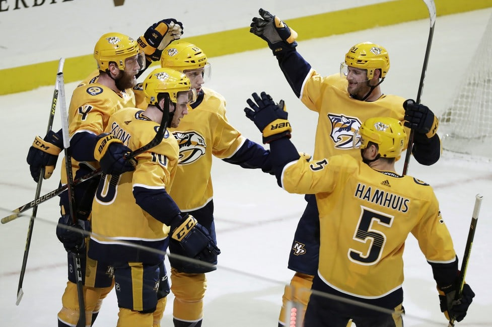 Nashville Predators' Mid-Season Check-Up