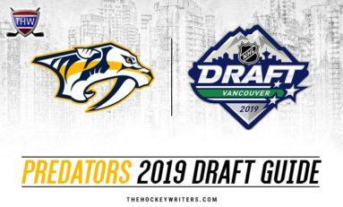 Predators' First-Round Draft Targets