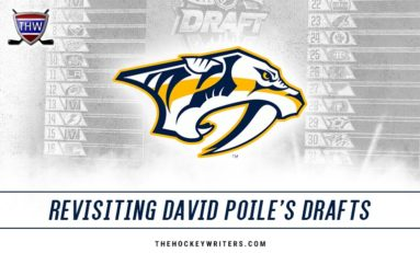 Revisiting David Poile's Drafts - 2003