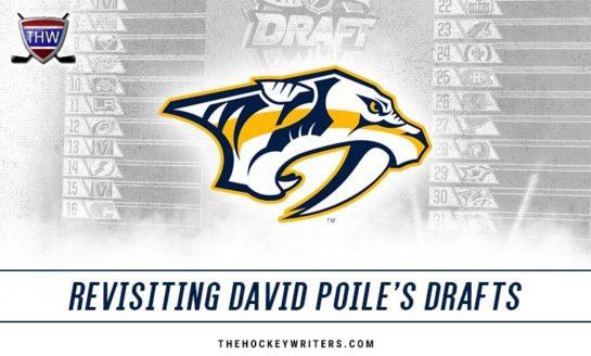 Revisiting David Poile's Drafts - 2002