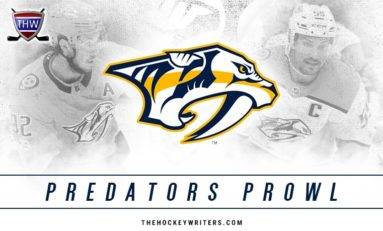Predators Prowl: Road Woes Lead to Home Cooking