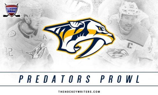 Predators Prowl: Capitalizing on Soft Schedule...Sort Of