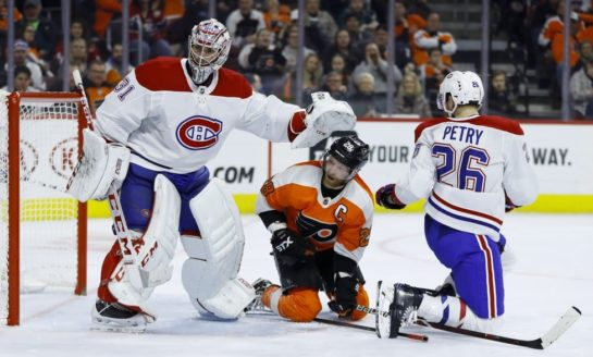 Flyers Can't Take the Canadiens Lightly in the First Round