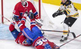 Bruins Blank Canadiens - Halak Earns 3rd Shutout