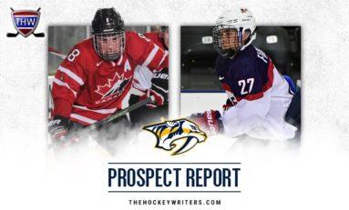 Predators Prospect Report: Fabbro & Farrance