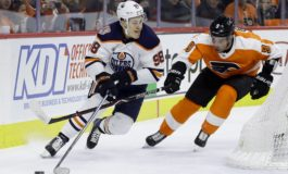 Jesse Puljujarvi and the Edmonton Oilers