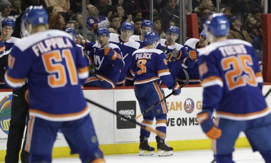 Islanders Beat Oilers for 5th Win in 6 Games
