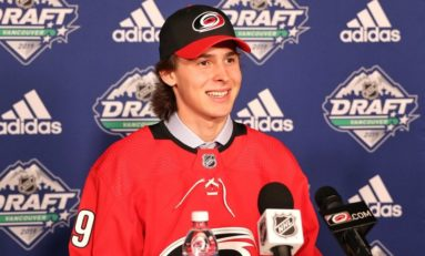Hurricanes' Goalie Prospects Are a Mixed Bag